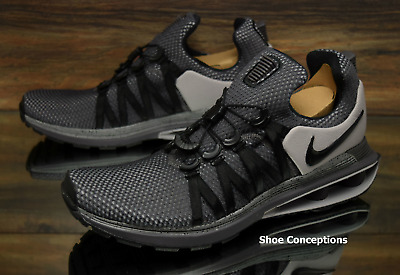 Nike Shox Gravity Anthracite Black AR1999-011 Running Shoes Men s - Multi  Size b44cc9f0b