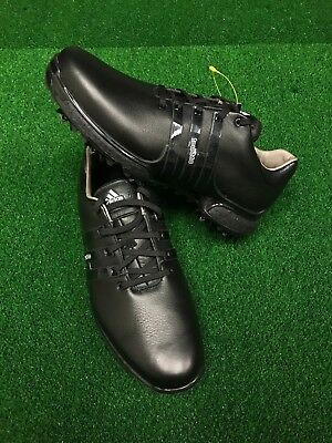 856a5298979 NEW 2018 ADIDAS Tour 360 Boost 2.0 BLACK Golf Shoes (F33794) Size  7 ...