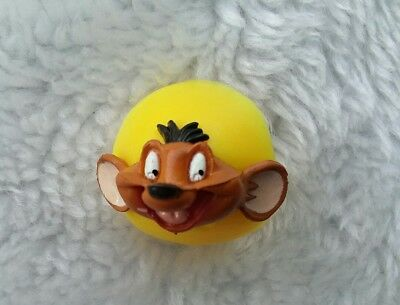 Vintage Warner Bros. Speedy Gonzalez PVC Figure Head