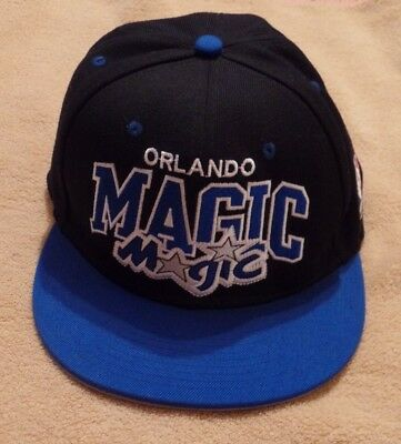 756d4f84a30cb Orlando Magic cap/hat, Throwback style, Mitchell & Ness, black, royal
