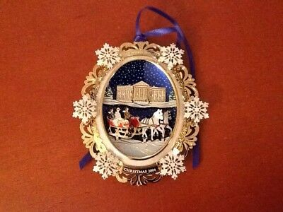 2004 White House Christmas Ornament  JUST THE ORNAMENT