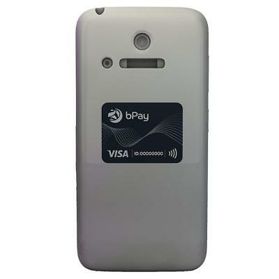 bPay by Barclaycard Sticker Contactless Payment Device, Charcoal