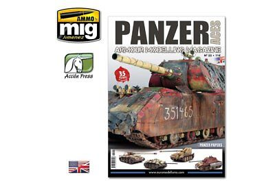 AMMO OF MIG PANZ-0055 Panzer Aces Issue 55 Panzer Papers English