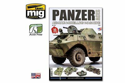 AMMO OF MIG PANZ0057 Panzer Aces N°57 English