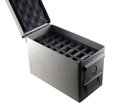 (6 pack) HQ ISSUE Mag Holder Ammo Can Foam Insert