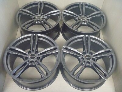 "OF158 Jante en alliage 20"" AVUS AC MB3 5X120 BMW ANTHRACITE DOUBLE MESURE"