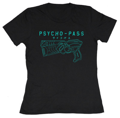Psycho-Pass Dominator T-Shirt - Brand New Loot Crate - Various sizes available