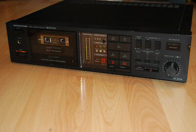 Onkyo Integra Hifi Stereo Kassettendeck TA-2044 High End Cassetten Deck Tape TOP