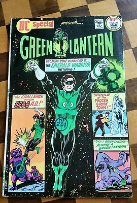DC Special #20 Presents the Green Lantern - DC 1976