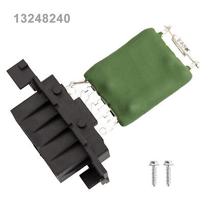 Heater Blower Motor Resistor 13248240 FOR Fiat Punto Grande Doblo Alfa Romeo UK