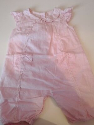 Gorgeous Baby Girls  Romper outfit age 3-6 months