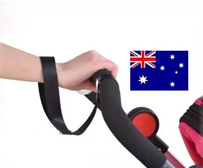 Universal Baby Stroller Pram Safety Belt Wrist Hand Strap Tether Pushchair Arm