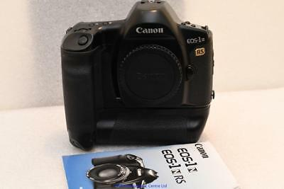 Canon EOS 1N RS 35mm SLR Camera Body GREAT CONDITION