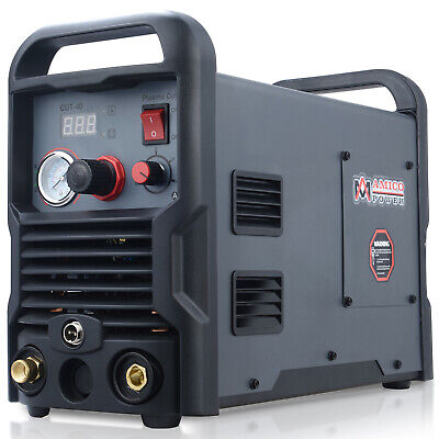 CUT-40 40 Amp Air Plasma Cutter 110/230V Dual Voltage IGBT Inverter Cutting New