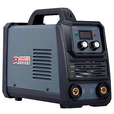ARC-160D 160 Amp Stick Arc DC Inverter Welder, 110/230V Dual Voltage Welding New