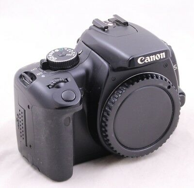 Super fast free shipping! Canon EOS Rebel XTi 400D READ