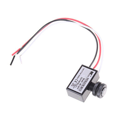 AC80~277V Photocell Dusk to Dawn Button Photo Control Eye Switch ControllerSN