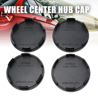 4pcs Black 64mm/70mm Car Wheel Center Hub Cap Cover For Honda Civic Accord