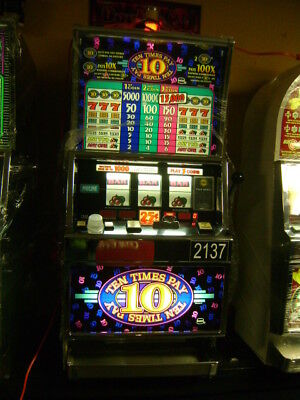 Igt  Slot Machine Ten Times Pay