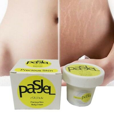 Stretch Mark Pregnancy Scar Remover PASJEL Repair Skin Body Cream with Vitamin E