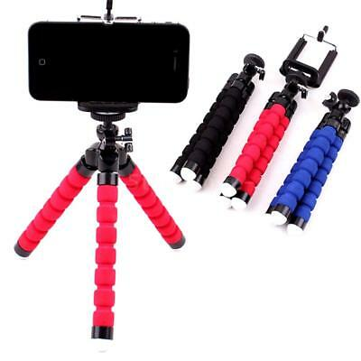 Flexible Sponge Octopus Tripod Gorillapod Smartphone DSLR Camera Holder Bracket