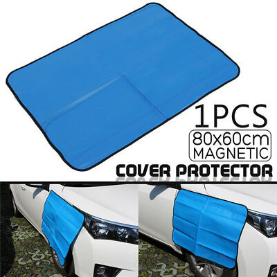 80*60CM Car Truck SUV Magnetic Fender Cover Mechanic Protector Guard Work Mat