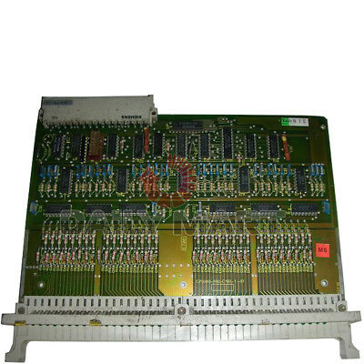 Used tested work 100% Siemens 6ES5420-3BA11