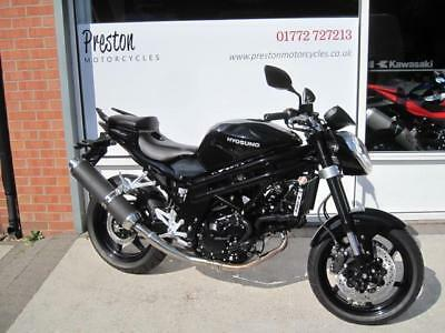 2018 Hyosung Gt650P..118.66 Over 48M With A 99 Pounds Deposit.