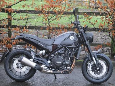 Benelli Leoncino 500, In Stock Now