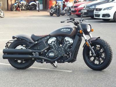 Indian Scout Bobber 2-Tone Brand Nw 2018