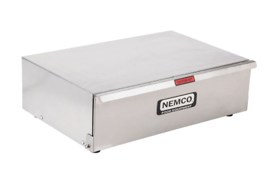 New Nemco Hot Dog Bun Warmer For 8010 Series Roller Grills Model No. 8024-Bw