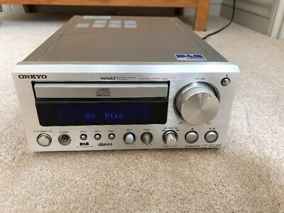 onkyo cr 525ukd manual