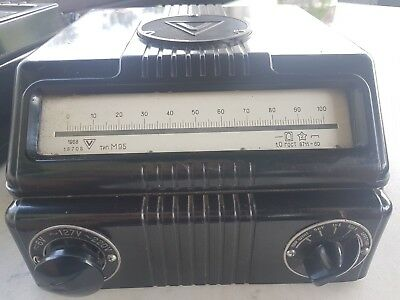 Microammeter M-95 VINTAG 1968s VERY RARE  USSR