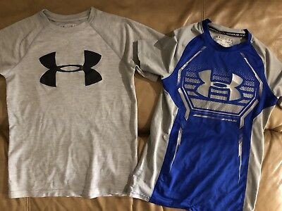 Boys Under Armour Lot Size Small/Med