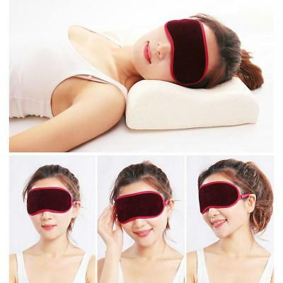 Far-infrared Magnet Anion Therapy Eye Mask Sleep Blindfold Eye Cover