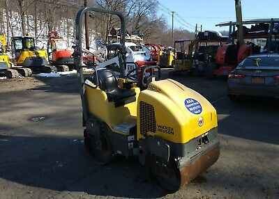 Wacker roller RD12 only 200 hours