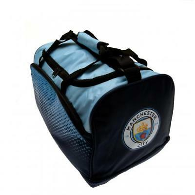 Manchester City FC / Man City Official Crested Holdall Bag Gym School Present