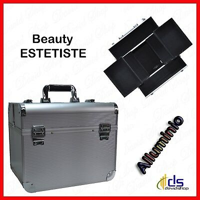 valigetta make up porta trucchi beauty case professionale per estetista nail art