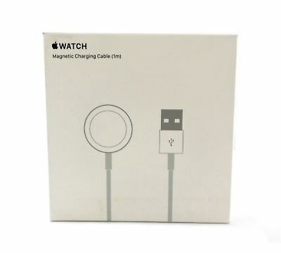Apple Magnetic Charging Cable (1m) for Apple Watch MKLG2AM/A White
