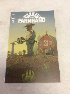 Farmhand #1 Image VF/NM Comics Book