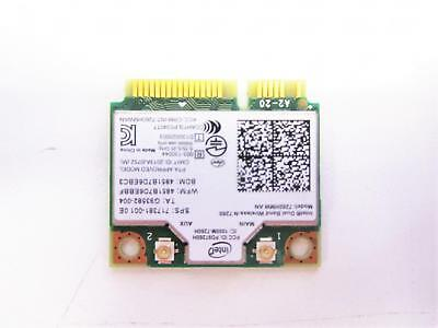 Intel 7260 Wireless-N Mini-Card 7260Hmw-Bn Wifi 717381-001 A