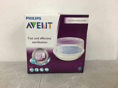 Philips AVENT Microwave Steam Sterilizer Baby Bottle (A) #4