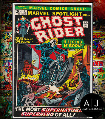 Marvel Spotlight #5 (Marvel) VG - FN! HIGH RES SCANS!