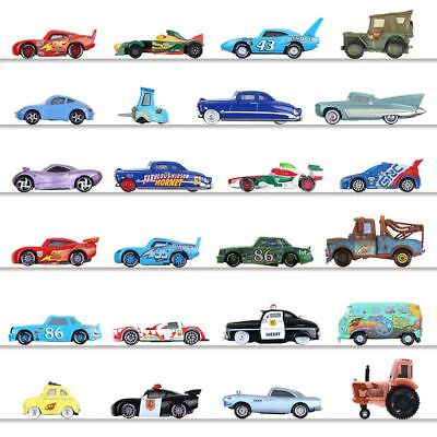 24 Styles 1:55 Disney Pixar Cars Characters Car Kids Children Toys Gifts