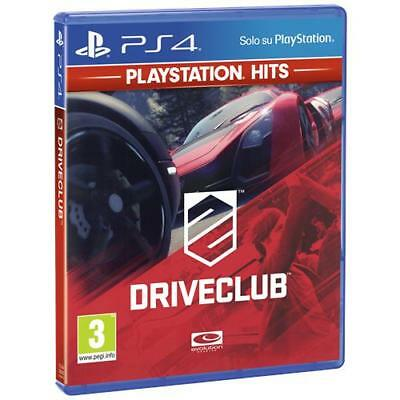 SONY PS4 - Driveclub (PS Hits)