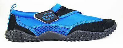 2x Black Blue Mens Womens Aqua Beach Sea Swimming Surf Wet Water Shoes Wetsuit