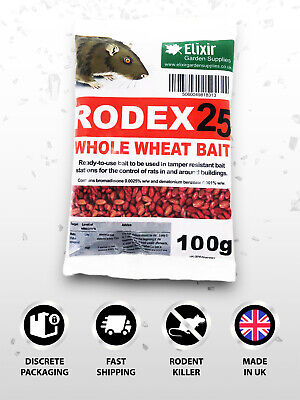 Rat & Mouse Poison Strongest Available Online FAST FREE Postage Max Strength