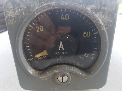 Ammeter M150 VINTAG 1962s VERY RARE  USSR