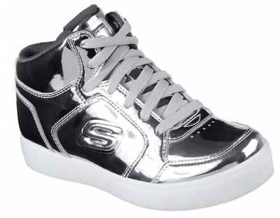 SKECHERS ENERGY LIGHTS Kinder Sneakers Turnschuhe 90642l nvy