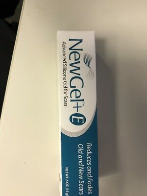 Newgel Plus Silicone Scars .5 Oz. New